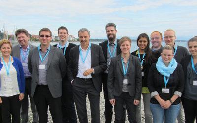 IMFAA auf 47. Metallographie-Tagung in Friedrichshafen
