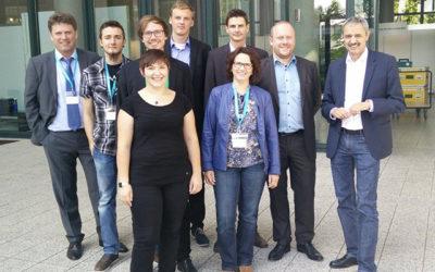 Teilnahme des IMFAA an 50. Metallographie-Tagung in Berlin