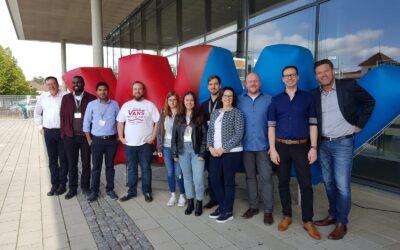 Bericht zur Exkursion Metallographie-Tagung 2019 in Dresden